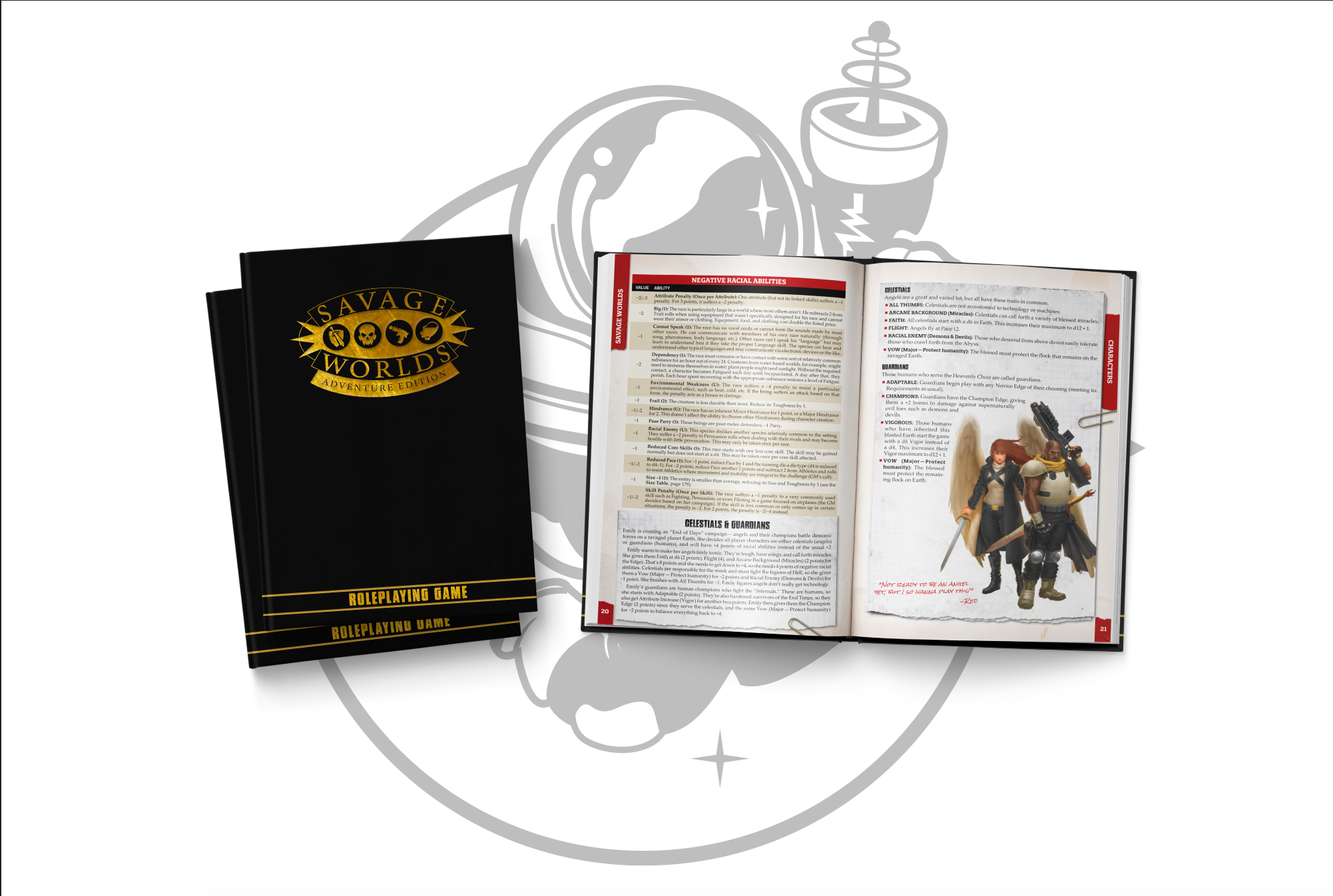 Savage Worlds Adventure Edition - Manuale Base