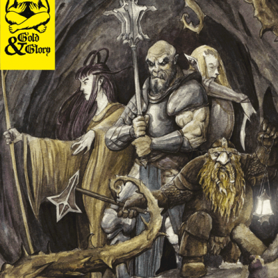 Gold&Glory - Seven Deadly Dungeons