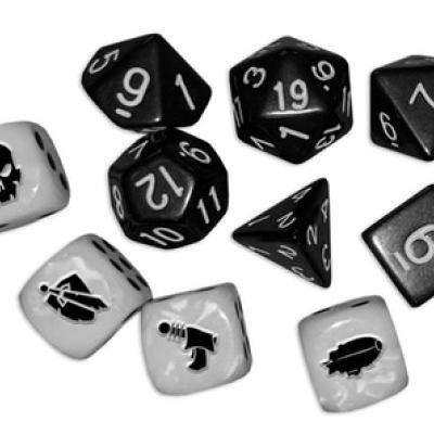 Savage Worlds - Dice Set